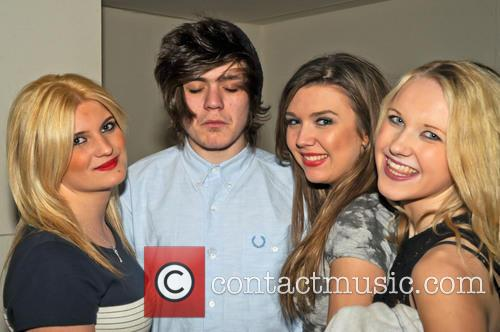 Frankie Cocozza and Fans 8