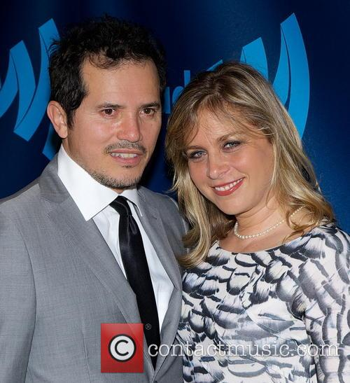 John Leguizamo and Justine Maurer 2