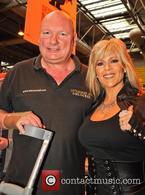 Andy Jones and Samantha Fox 4