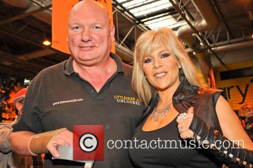 Samantha Fox and Andy Jones 2