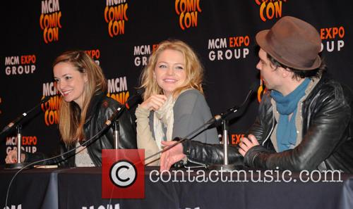 Lucy Brown, Hannah Spearritt and Andrew Lee Potts 3
