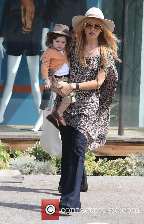Rachel Zoe and Skyler Berman 5
