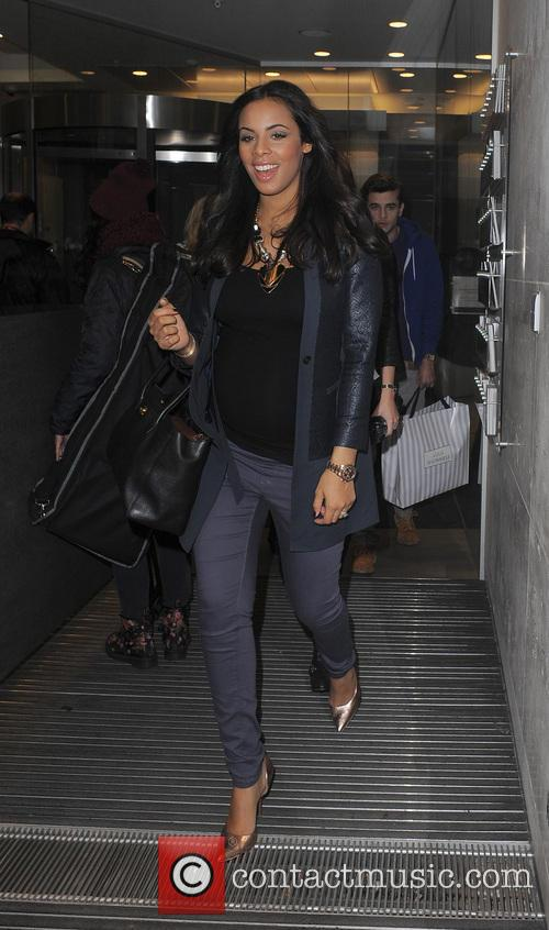 rochelle humes the saturdays leaving the radio 3558332
