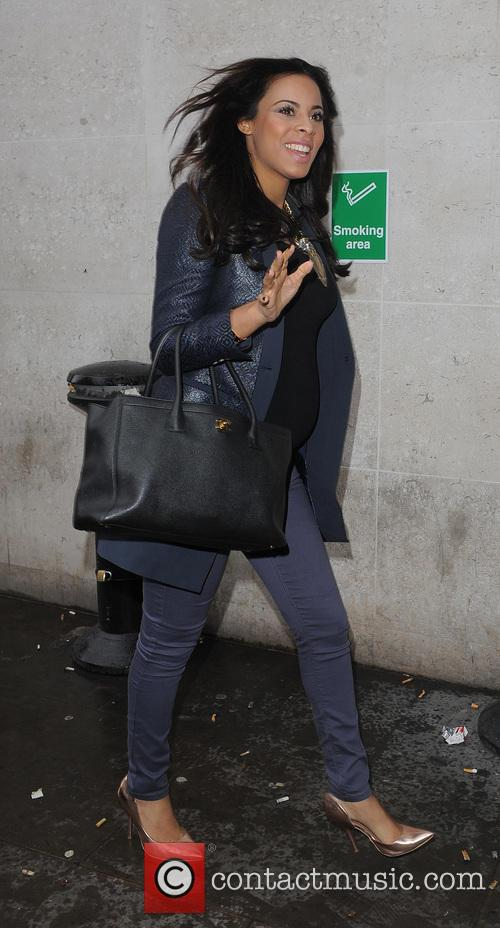 rochelle humes the saturdays leaving the radio 3558333