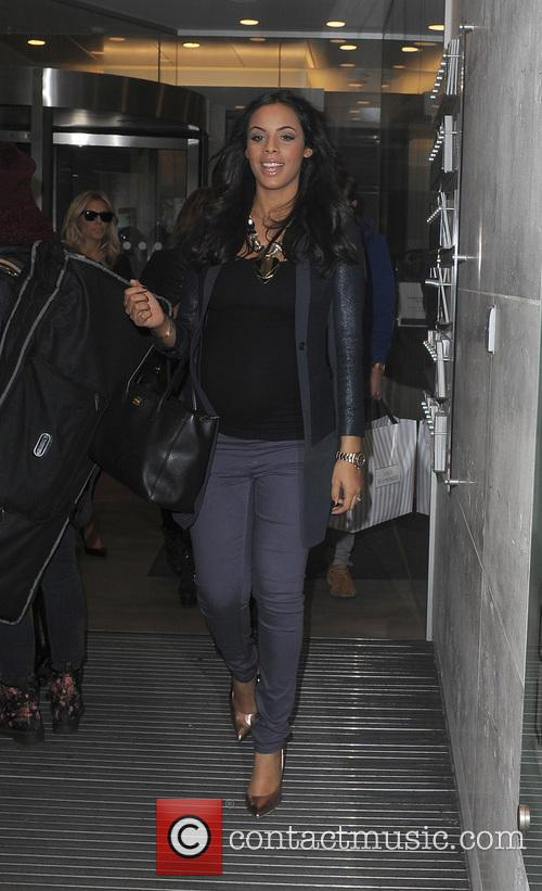 rochelle humes the saturdays leaving the radio 3558342