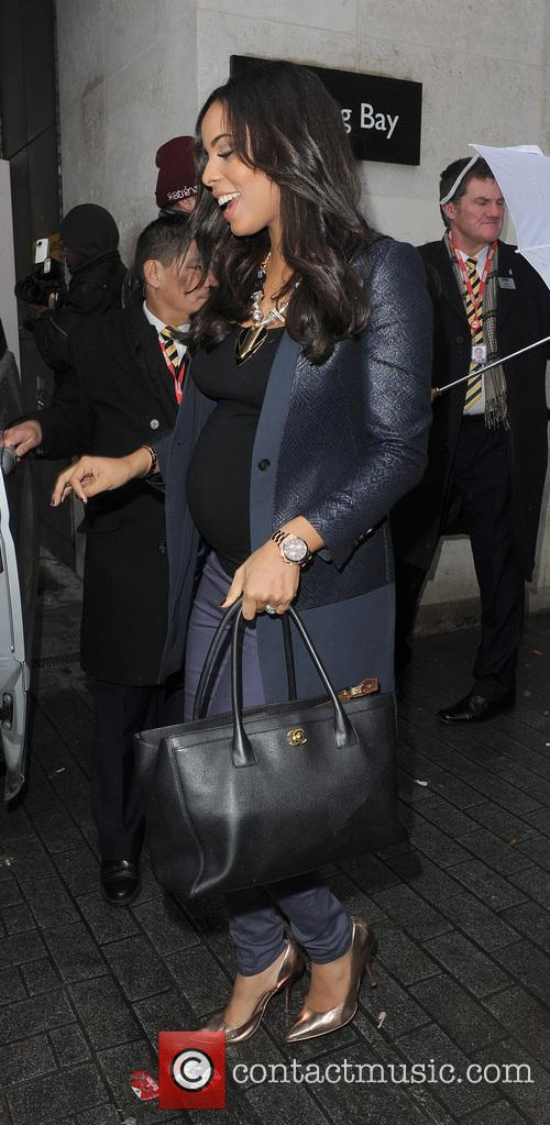 rochelle humes the saturdays leaving the radio 3558344