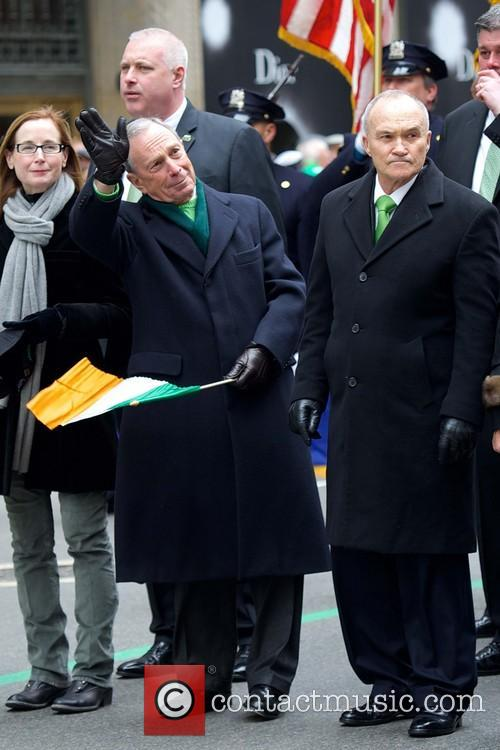 Mayor Michael Bloomberg and Police Commisioner Ray Kelly 6