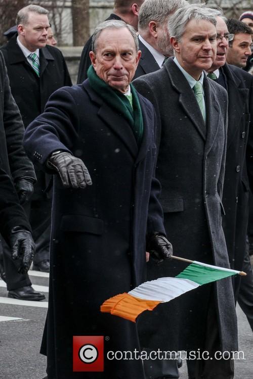 Mayor Michael Bloomberg 9