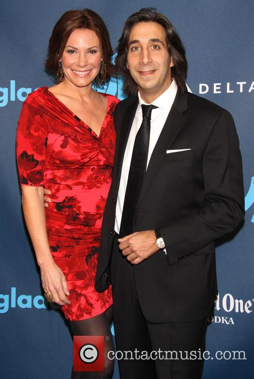 Countess LuAnn de Lesseps, Jacques Azoulay, New York Marriott Marquis
