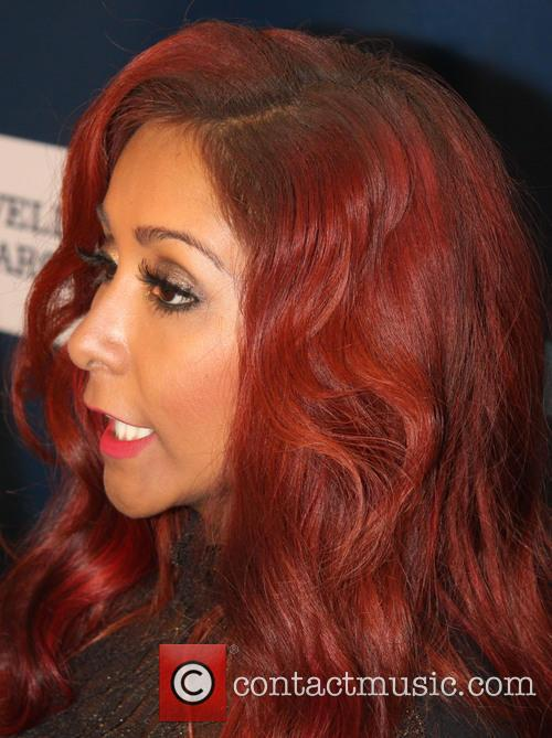 Nicole Polizzi and Snooki 8