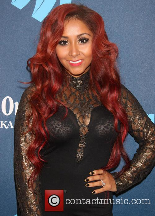 Nicole Polizzi and Snooki 11