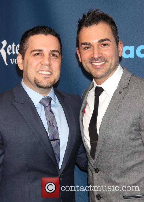 Annual Glaad Media Awards and New York Marriott Marquis 2