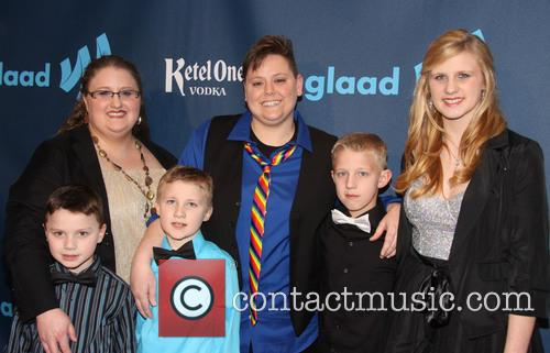 Annual Glaad Media Awards and New York Marriott Marquis 4