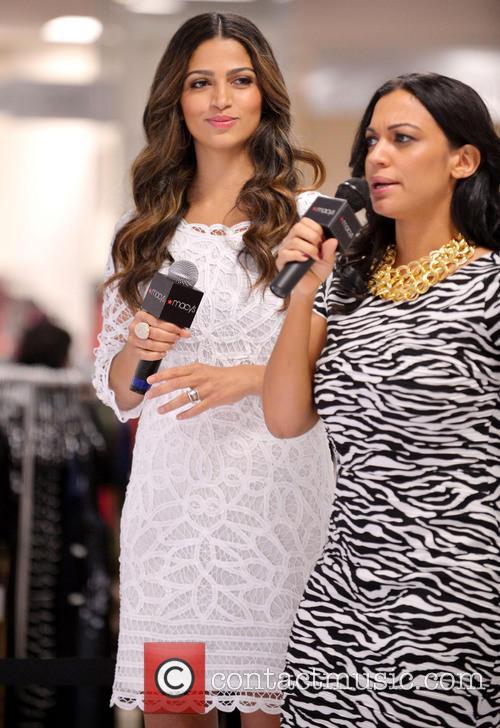 Camila Alves and Milly Almodova 6