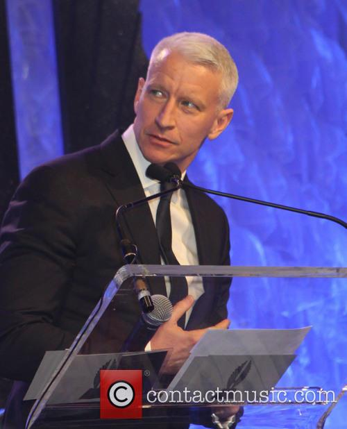 Anderson Cooper and Madonna 5