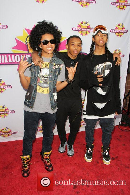 Mindless Behavior, Princeton and Ray Ray 10