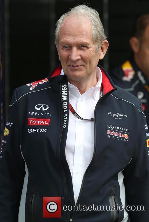 Formula One and Helmut Marko 6