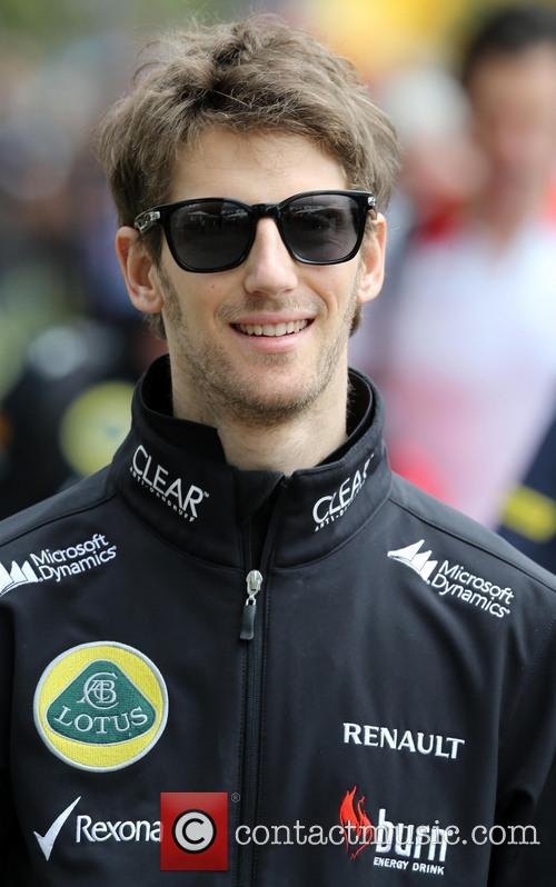 Formula One and Romain Grosjean 7