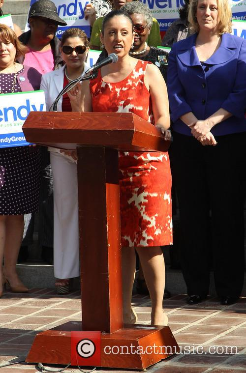 Emily's List and Wendy Greuel 1