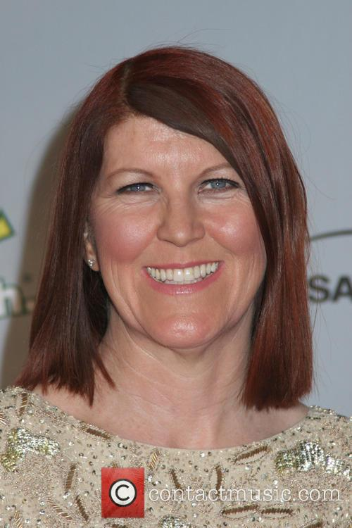 kate flannery the office series finale wrap 3560189