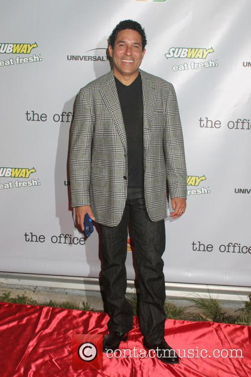 'The Office' series finale wrap party at Unici Casa - Arrivals