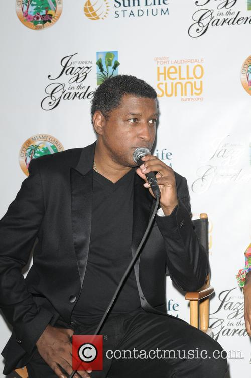 Kenny Edmonds and Babyface 5