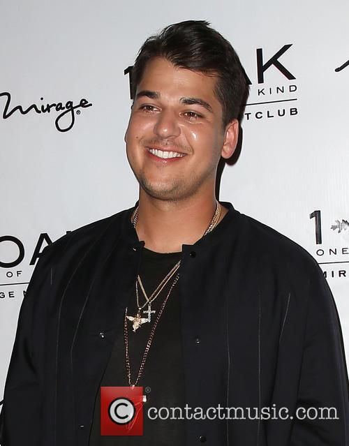 Kylie Jenner And Rob Kardashian Are Totally Fine
