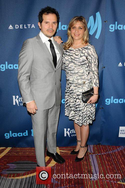 john leguizamo justine maurer 24th annual glaad media 3559068