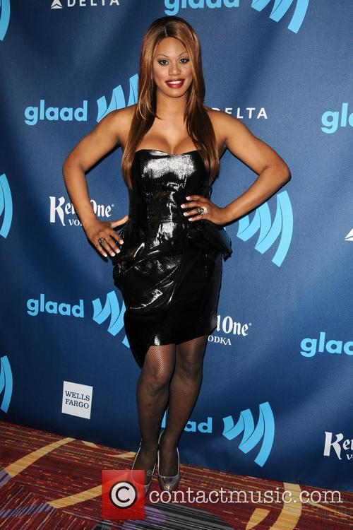 Laverne Cox, New York Marriott Marquis