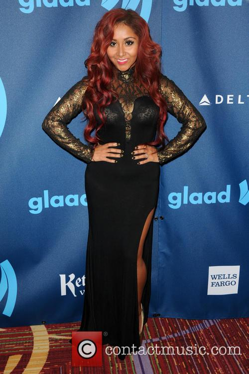 nicole polizzi 24th annual glaad media 3559059