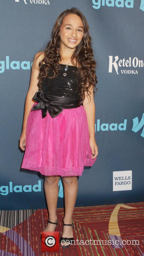 Jazz Jennings - the Transgender girl star of reality show on OWN., New York Marriott Marquis