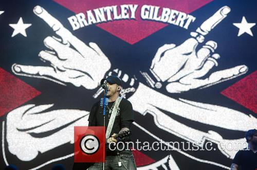 Brantley Gilbert performs at