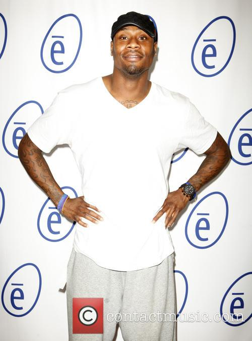 Jacoby Jones Of The Baltimore Ravens 8