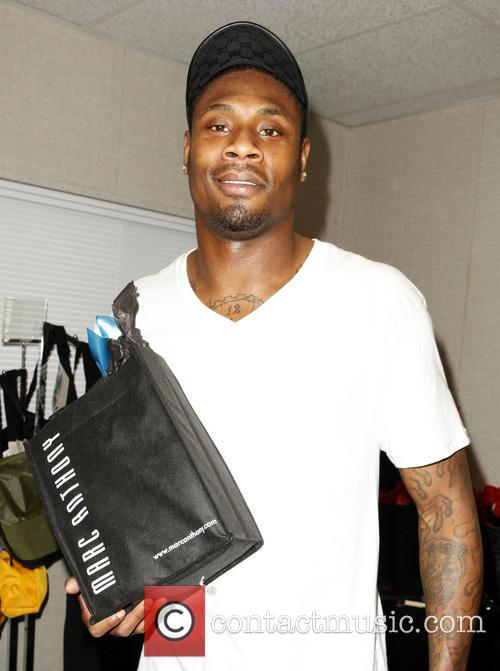 Jacoby Jones Of The Baltimore Ravens 11