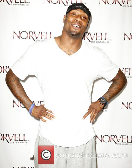 Jacoby Jones of the Baltimore Ravens 14
