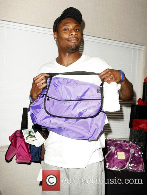 jacoby jones of the baltimore ravens dancing 3560272