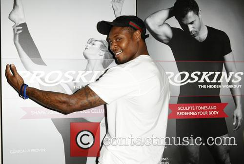 jacoby jones of the baltimore ravens dancing 3560275