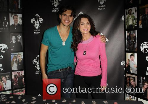 Lisa Vanderpump and Gleb Savchenko 6