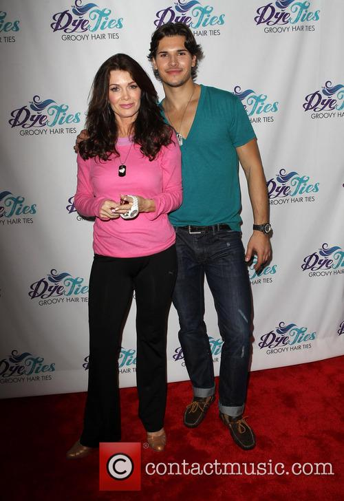 Lisa Vanderpump and Gleb Savchenko 7