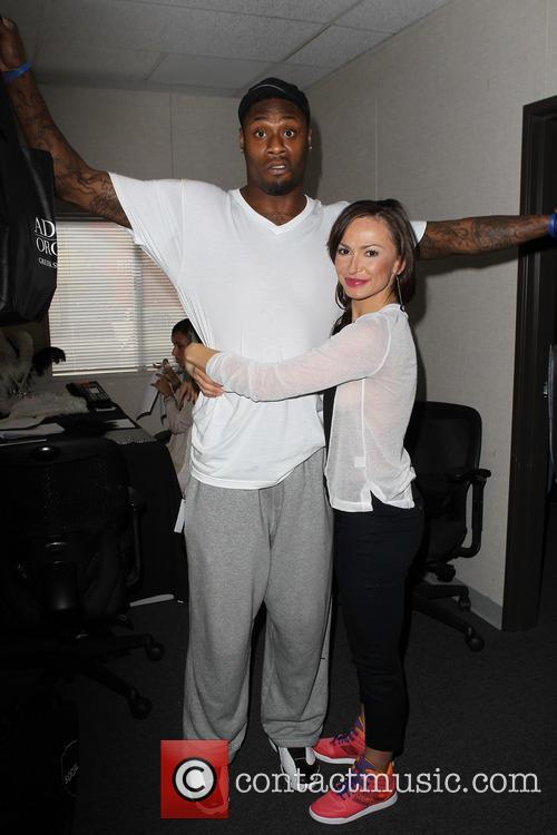 Jacoby Jones and Karina Smirnoff 4