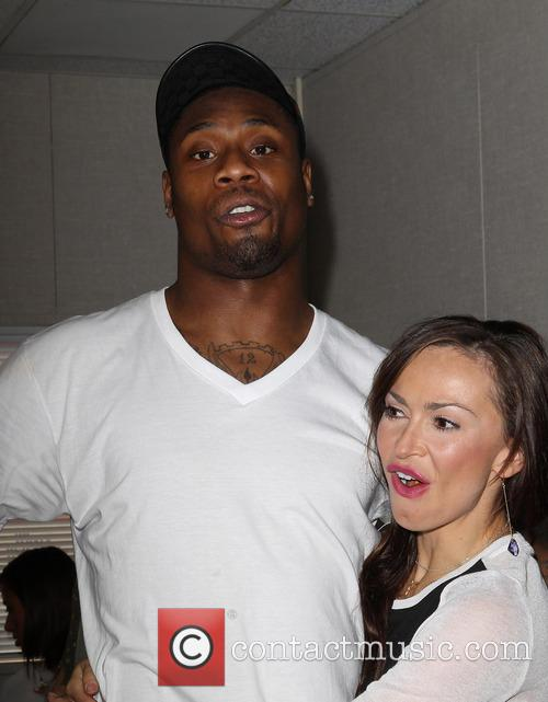 Jacoby Jones and Karina Smirnoff 1