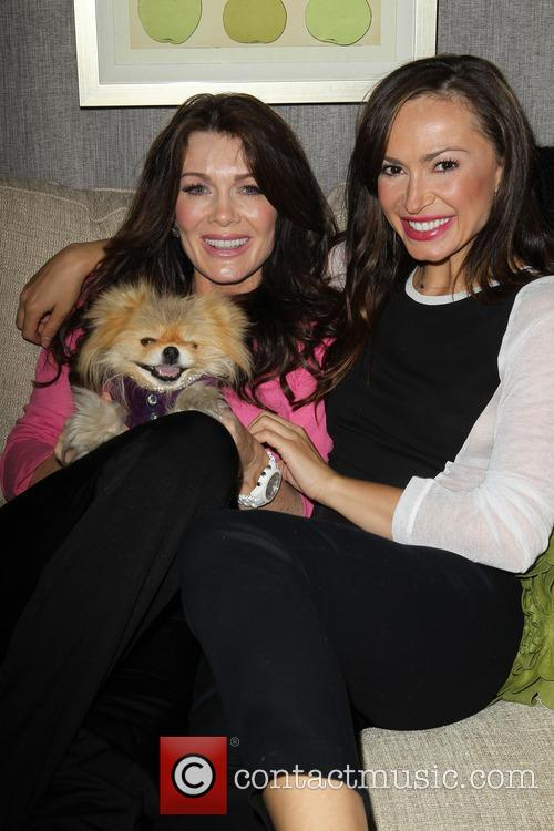 lisa vanderpump karina smirnoff giggy dancing with the stars 3560452