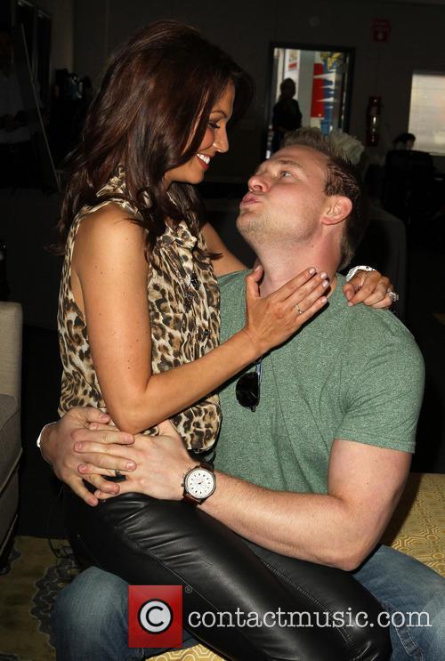 Melissa Rycroft and Tye Strickland 5