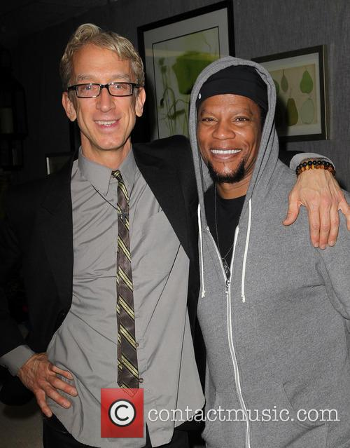 Andy Dick and D.l Hughley