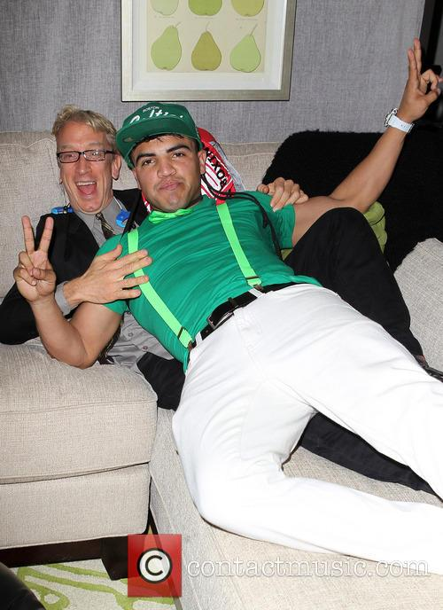 Andy Dick and Victor Ortiz 3