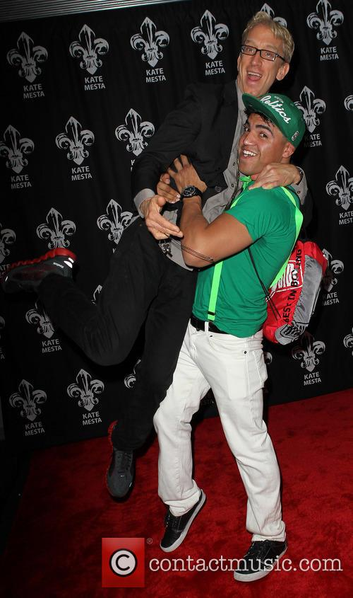 Andy Dick and Victor Ortiz 4