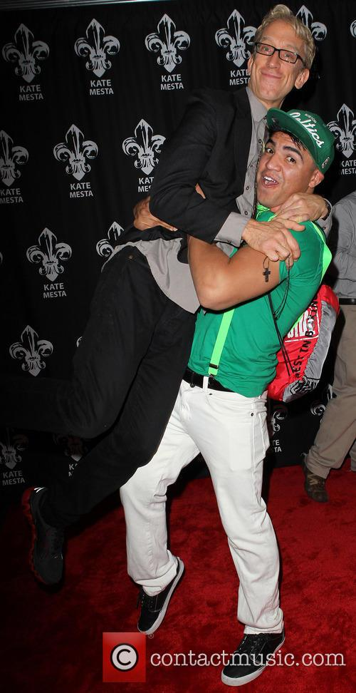 Andy Dick and Victor Ortiz 5
