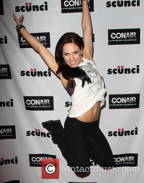 Sharna Burgess 14