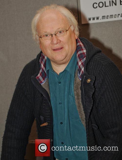 Colin Baker, NEC