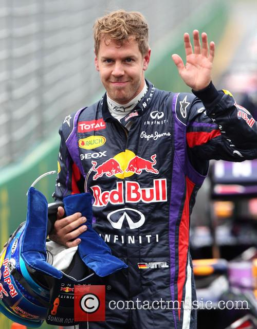 Formula One and Sebastian Vettel 2